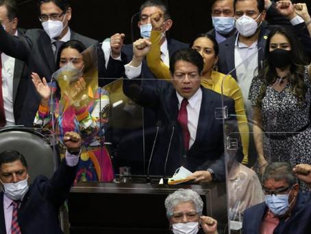 Diputados de Morena piden prioridad para recibir vacuna contra el Covid-19