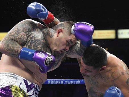 Dillian Whyte arremete contra Andy Ruiz: 'Eres un desperdicio'
