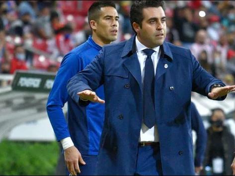 Michel Leaño reitera que no seguirá como técnico de Chivas