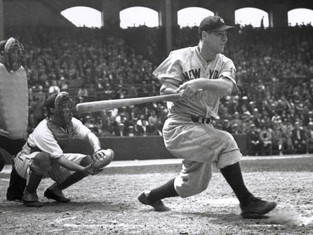 """Lou Gehrig """"El Caballo de Hierro"""", participó en 2130 juegos consecutivos con los Yankees"""