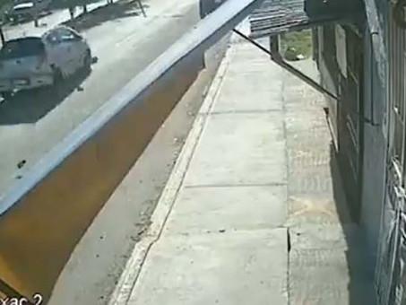 Cámaras graban la muerte de un niño de 3 años; fue horrible (VIDEO)