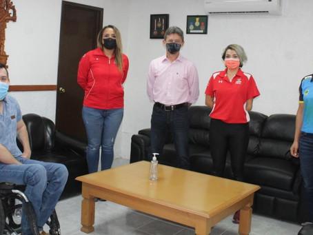 Jessica García Quijano tomará parte en selectivo parapanamericano de TKD