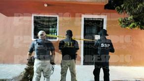 Aseguran droga en predio de Kanasín; un detenido