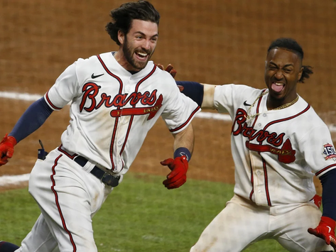 Braves de Atlanta derrotan a los Dodgers con mal relevo de Julio Urías