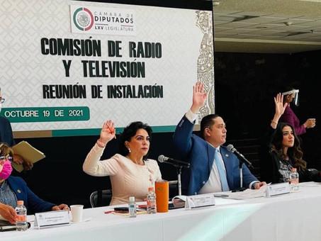 Radio y Televisión, herramientas de la libertad de expresión y el derecho a la información