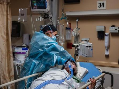 Nueva cepa de coronavirus tiene grave a paciente en Tamaulipas