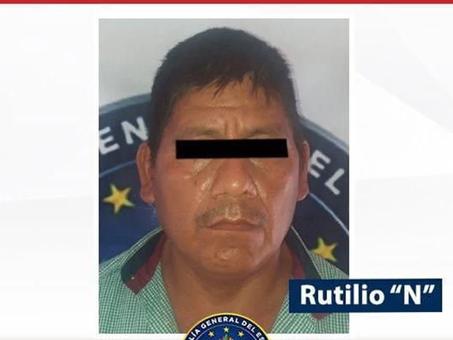 Detienen a suegro violador de niña encarcelada por policías en Guerrero