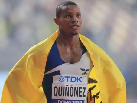 Álex Quiñónez: el atleta ecuatoriano muere asesinado en Guayaquil