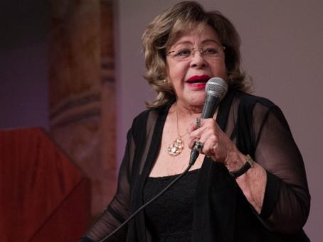 Silvia Pinal asegura que La Casa del Actor no sufre crisis  como aseguró Jorge Ortiz de Pinedo