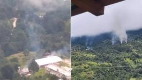 Nuevo ataque a comunidad de Atatlahuca deja 5 muertos y viviendas incendiadas en Oaxaca