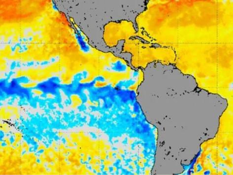 Fenómeno La Niña podría traer más huracanes a México