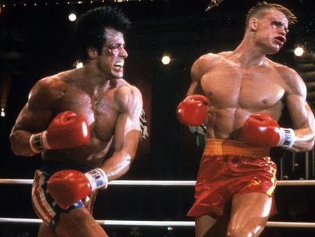 Sylvester Stallone estuvo a punto de morir durante la grabación de Rocky IV