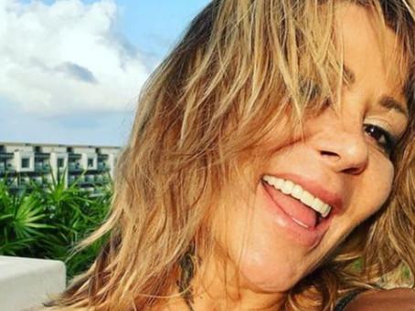 Alejandra Guzmán hace de las suyas en hotel de Cancún y ahora debe 50 mil pesos