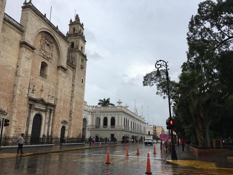 Continuarán las lluvias en la Península de Yucatán por el paso de la onda tropical 11