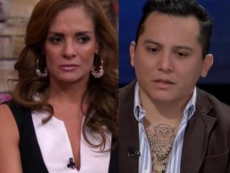 """""""Yo estoy tranquilo"""" Edwin Luna responde a Alma Cero ante acusaciones de violencia"""