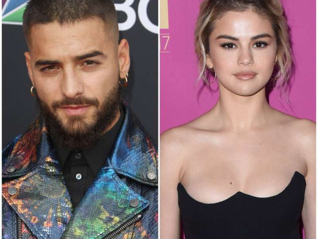 Aseguran que Maluma mandó fuerte indirecta a Selena Gomez