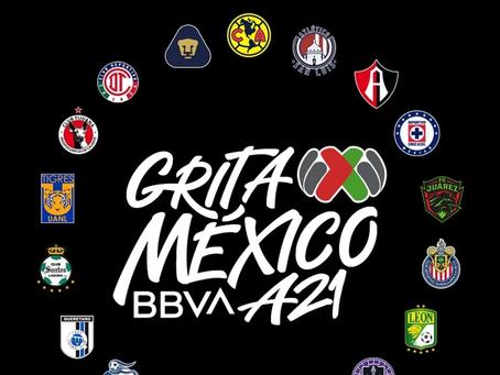 """""""Grita México"""", nuevo nombre del torneo mexicano, para combatir la discriminación"""