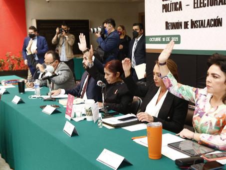 Reforma Político-Electoral debe encaminarse a una participación ciudadana efectiva: MC