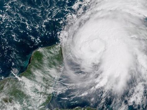 """""""La Niña"""" podría traer huracanes con más fuerza a México"""