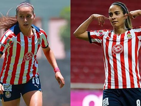 Chivas femenil separa a dos jugadoras por incumplir reglamentos