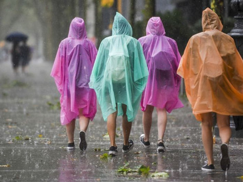 Clima México: Prevén lluvias en varios estados del país para este sábado 5 de junio