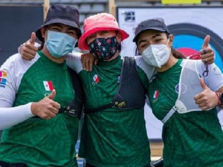 Excelente jornada para las arqueras mexicanas en Tokio
