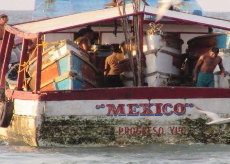 Progreso se prepara ante la llegada de depresión tropical No.14 a la Península de Yucatán