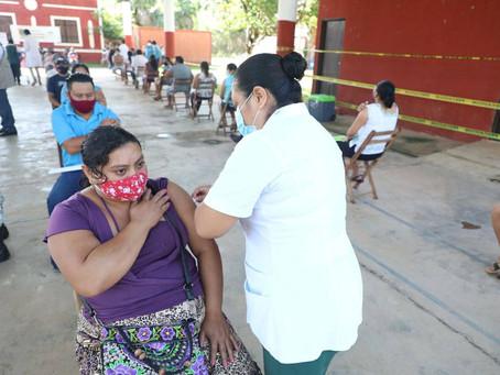 El 31 de julio arrancará vacunación contra el Coronavirus a jóvenes de 18 a 29 años en Yucatán