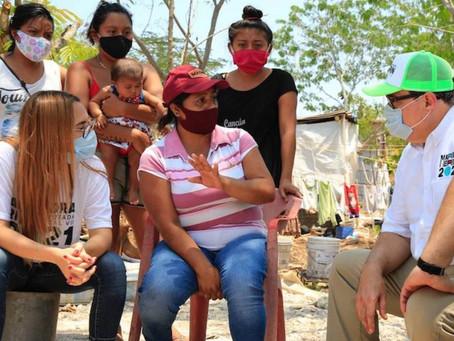 No seguir tolerando que Mérida sea una ciudad de calidad para unos y de carencias para otros: JCRM