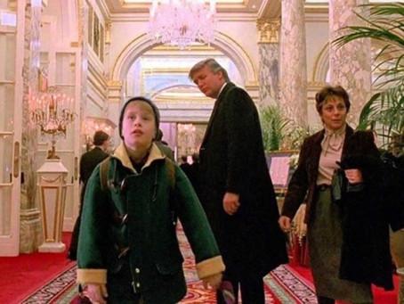 Macaulay Culkin se une a petición para eliminar a Trump de 'Mi pobre angelito 2'