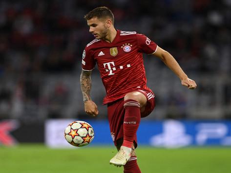 Ordenan prisión para Lucas Hernández, jugador del Bayern Munich