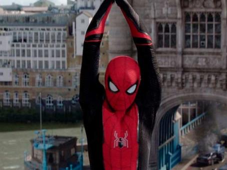 Filtran fotos del traje que usará Tom Holland en Spider-Man 3