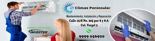 Climas Peninsular