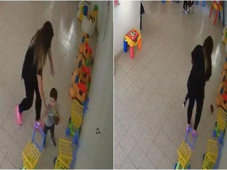 Exhiben en redes a directora de guardería por maltrato infantil (VIDEO)