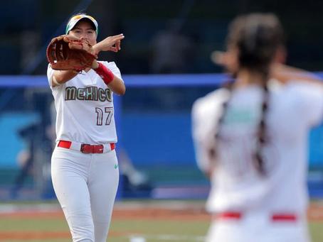 Tokio 2020: perdió la Selección Mexicana de softbol en su debut olímpico