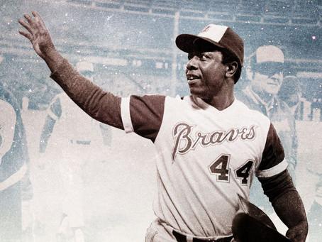 """Hank Aaron """"El Martillo"""", figura indiscutible de los Bravos de Atlanta"""