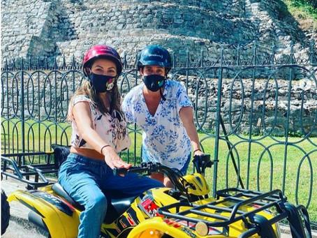 Mariana Ochoa responde a críticas por viajar en pandemia