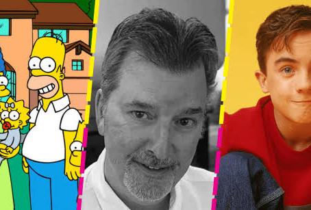 Muere David Richardson, escritor y productor de 'Los Simpson' y 'Malcolm el de en medio'