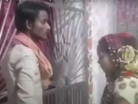 Hombre ayuda a su esposa a casarse con su amante, les organizó la boda