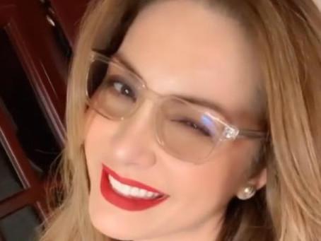 """""""La tercera es la vencida"""", Paty Navidad crea nueva cuenta de Twitter"""