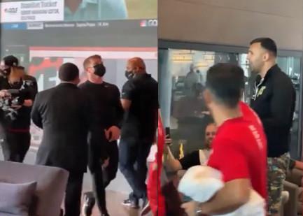 Canelo Álvarez es provocado por equipo de Billy Joe Saunders en Dallas