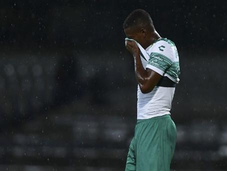 Félix Torres fue víctima de racismo en el Atlético San Luis vs Santos