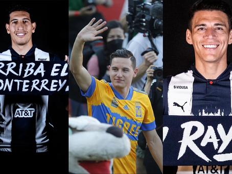 Los cinco mejores fichajes de la Liga MX para el Apertura 2021