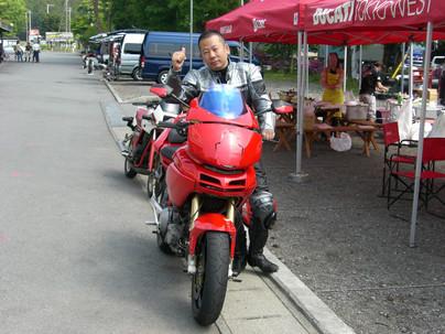 オートバイについて
