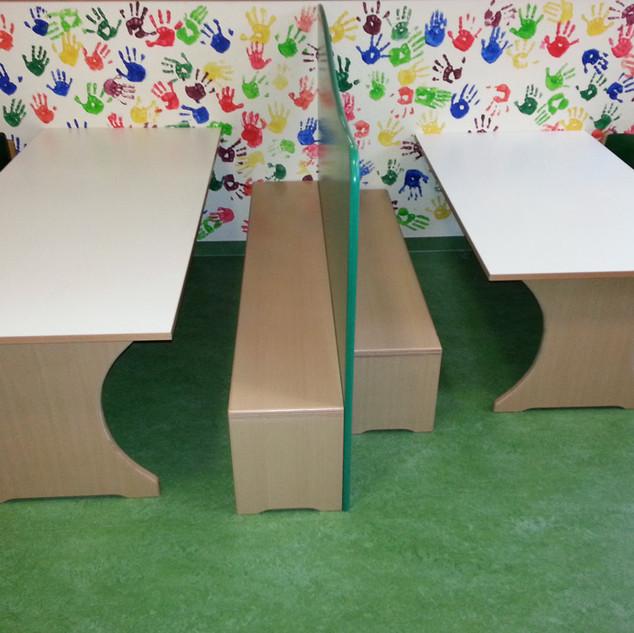 Kindergarten Zubehör