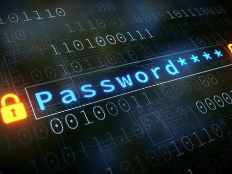 Le fameux mot de passe