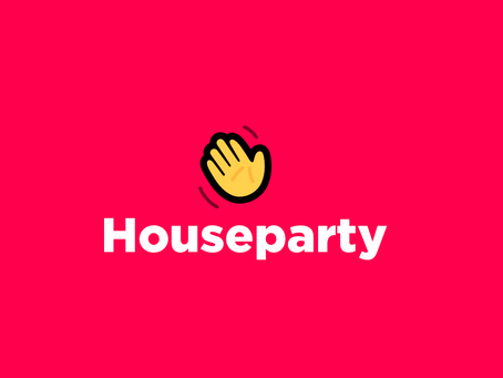 Les faux dangers de Houseparty