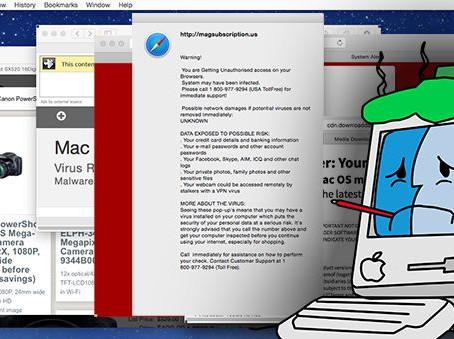 « J'ai un Mac, je ne peux pas avoir de virus » le mythe vs la réalité