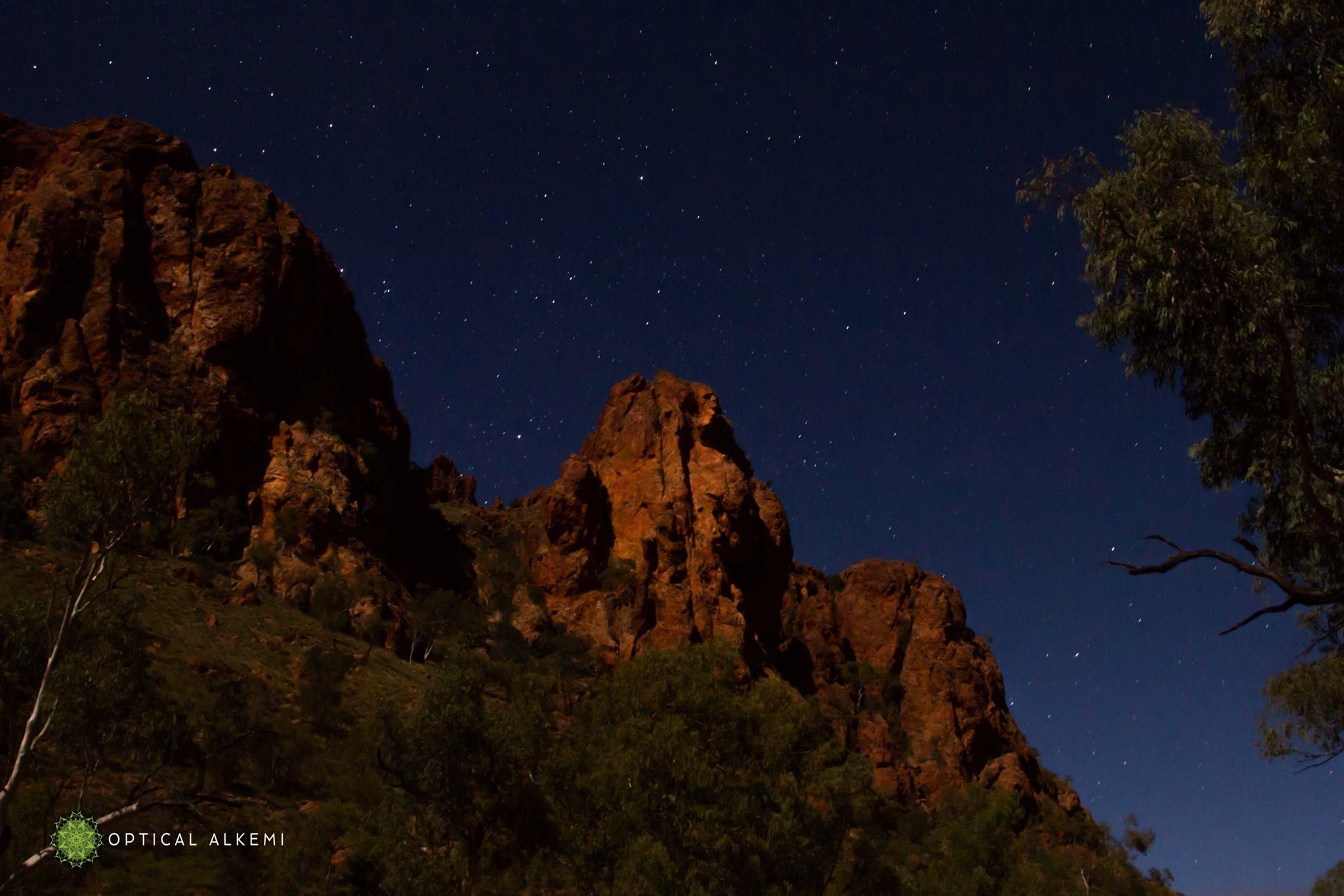 Trephina Gorge NT