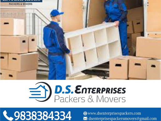 Packers And Movers In Lucknow | DS Enterprises Packers & Movers | 9838384334